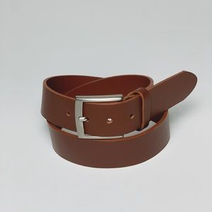 VERA PELLE Italian Genuine Leather Handmade Belt